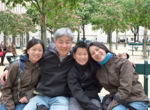Familie Lam-Ta